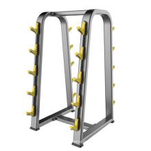 Коммерческое Фитнес-Оборудование В Тренажерном Зале Штангой Для Одежды