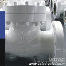 Válvula de retención abatible Wcb / CF8 / CF8m