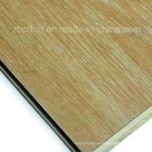 8 mm nuevo tipo de suelo interior de vinilo WPC
