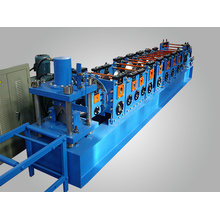 Material Thickness 1.2-2.5mm Steel Angle Roll Forming Machine with PLC Panasonic