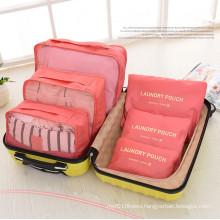 Fashion Portable Blue Travel Bag Qrganizer (58791-1)