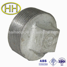 carbon steel and stainless steel square plug