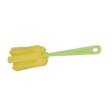 Escova de limpeza longa do espanador da esponja da escova do copo longo do punho