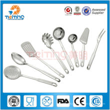 8pcs elegants stainless steel superior kitchen gadget ,wedding gift
