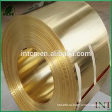 tira de cobre amarillo aleación H70 CuZn30 C26000