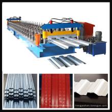 rouleau de plate-forme de plancher formant le rouleau de platelage en béton de machine formant la machine de plate-forme de machine