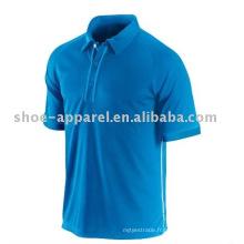 T-shirt polo à manches courtes hommes
