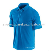 men short sleeve royal polo t-shirt