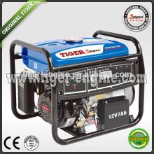TIGER 2.3KW / 5.5HP TG2700E Équipement électrique Générateurs d'essence Système de démarrage électrique