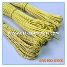 Fireproof Kevlar Fiber Rope for Protection Industrial