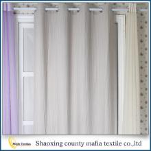China Textil Free muestra de color sólido Color Blackout vestidor cortina