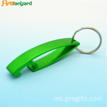 Aluminium Keychain Bottle Opener Custom