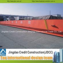 Große Span Crane Stahlkonstruktionen
