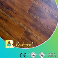 Wax Coating U Groove AC3 E1 HDF Laminate Floor