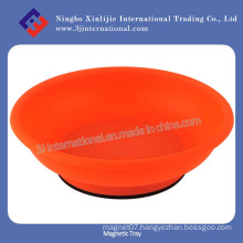 Magnetic Tray/Plastic Bowl/Magnetic Dish for Auto Repair