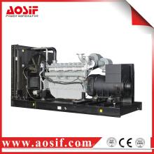 1000KW / 1250KVA генератор 50 Гц с двигателем perkins 4012-46TWG2A, изготовленный в Великобритании