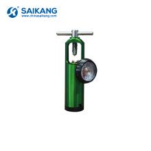 SK-EH025 Débitmètre médical d'oxygène respiratoire d'urgence