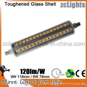 LED R7s 9W 118mm for Floor Lamp