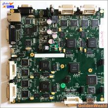 Asamblea de la PCB de la electrónica SMT, tablero montado del PWB para el transportador del teléfono móvil para el montaje de la PCB