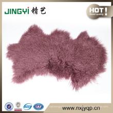 Cozy Mongolian Lamb Fur Woolskin