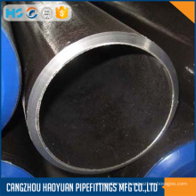 Programa de carbono sin costura 40 Tubo de acero negro
