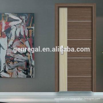 Melamine interior wooden bedroom doors