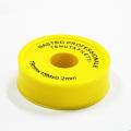 Kundenspezifischer Etikettendruck BOPP Verpackung Klebstoff Farbiges PTFE Tape