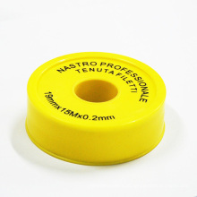 Lubrificante menos residual Fita de vedação de linha de PTFE usada em máquinas