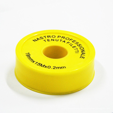 Weniger Restschmierstoff PTFE Thread Seal Tape in Maschinen verwendet