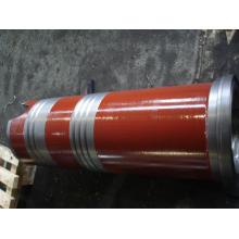Гидравлический цилиндр дизельного двигателя
