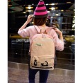Jualan Panas Murah Cantik Cat Design Cotton Bag