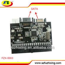 2.5 / 3.5SATA e IDE Converter Card