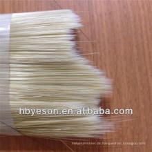 Heller und gerader Pinsel Draht / Pinsel Draht mit Kegel / Monofilament Pinsel Draht / Sri Lanka auf Verkauf