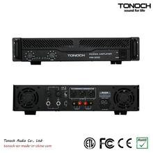 Factory Supply Professional Power Amplifier for Model PC-5000