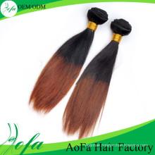 Top 7A Grade Ombre Brazilian Virgin Human Hair Extension