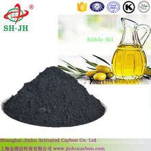 Fast Filtration Speed Activated Carbon para aceite comestible