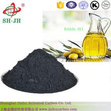 Carbone activé par vitesse rapide de filtration pour l'huile comestible