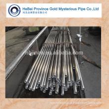 Tubo de aço de precisão laminado a frio / Tubo de aço sem costura