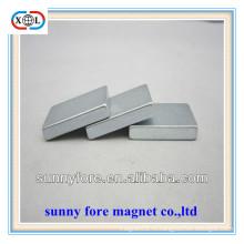 сильные магниты плоские прямоугольные N35-N52