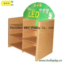 Présentoir à LED, affichage de bruit, boîte d'affichage de PDQ (B et C-D050)