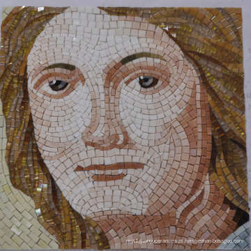 Mosaic Mural Mosaico Picture Templo de Deus