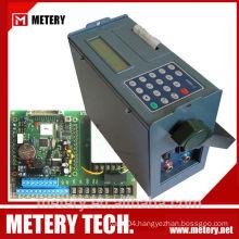 Portable flow indicating indicator transmitter flow meter
