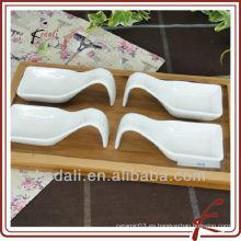 Artículos de mesa de porcelana