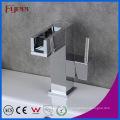Self-Power 3 цвета светодиодный водопад латунь бассейна бассейна для воды (QH0615AF)