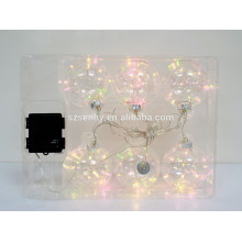 Alta qualidade LED Copper Wire Christmas String Lights