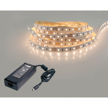 Llevó la tira flexible digital con 5v ws2811 ic 60 smd 5050