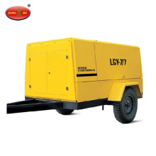 General Industrial Portable Diesel Power Air Compressor
