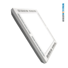 2021 hot sell products 50W Nano ANTI-BACTERIAC AIR cleaning LED panel led light panels