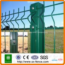 borne da cerca de fio da exploração agrícola do metal (venda quente)