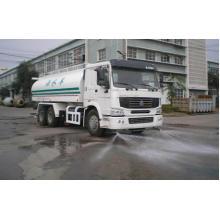 20m3 Sinotruk 6X4 HOWO Camion-citerne d'eau (QDZ5321GSSZH)